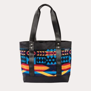 Pendleton La Paz Small Snap Tote
