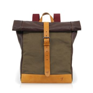Officine Federali Urban Backpack Medium Green