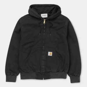 Active Jacket - Black Rigid