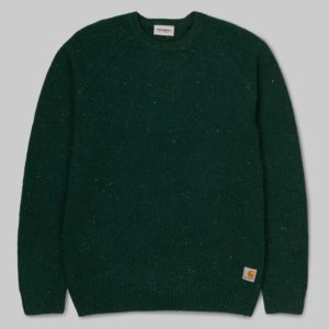 Anglistic Sweater - Dark Fir Heather