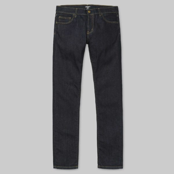 Rebel Pant - Blue One Wash