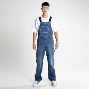 SALOPETTE DENIM - OVERALL