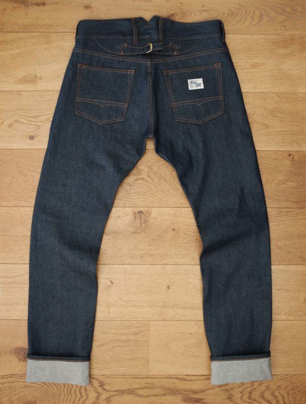 Hen's Teeth SELVEDGE DENIM 13,0 oz.
