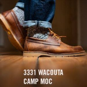RED WING - WACOUTA CAMP MOC