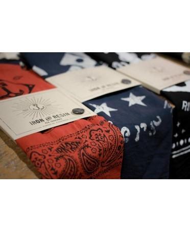 IRON AND RESIN - maritime bandana
