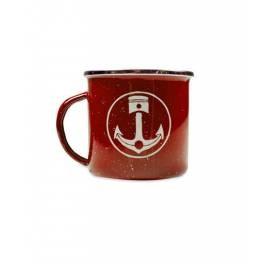 IRON AND RESIN - camp mug