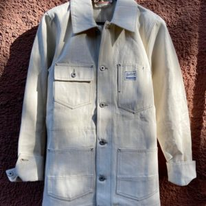 BLUE BLANKET WORK JACKET - J10