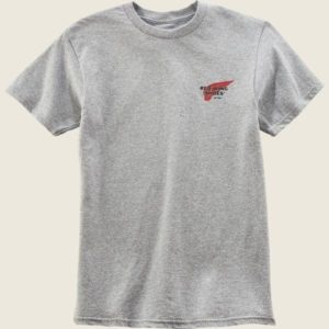 RED WING - GREY TSHIRT